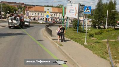 «Яндекс.Панорамы» уличили же…