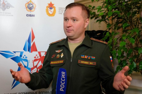 Михаил Барышев: «Я настроен …