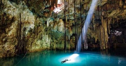 Самые завораживающие пещеры мира (16 фото)