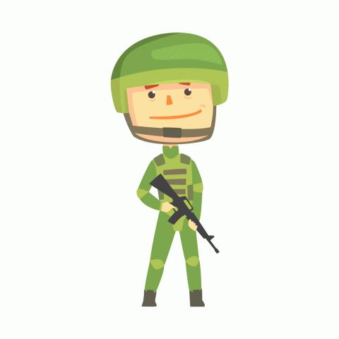 Забрали программиста в армию…