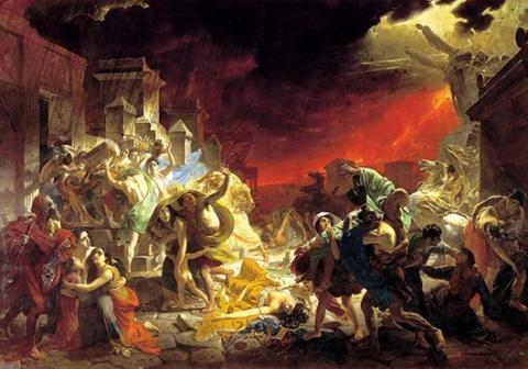 За что были уничтожены жители Содома и Гоморры