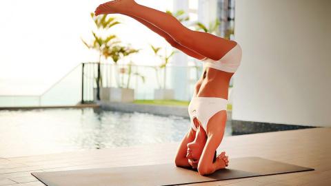 Йога может быть столь же полезна, как и физиотерапия