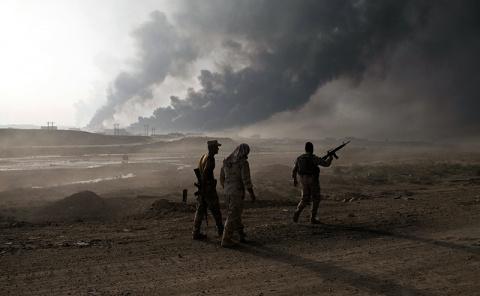 «Сирийским» химоружием бьют …