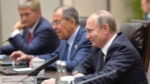 Как Путин оставил Прибалтику…