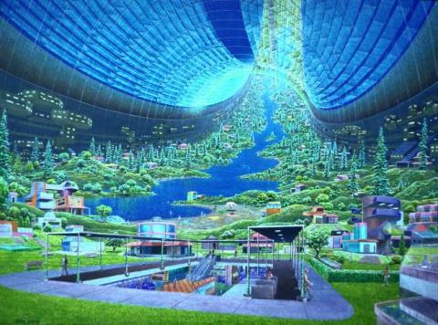 Для заселения чужой планеты нужно 40 тысяч человек