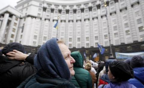 «Оккупанты» желают Киеву все…