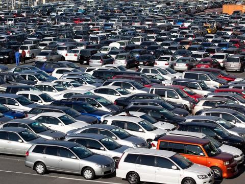 В Россию запретили ввозить японские автомобили