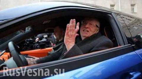 Жириновский попросил Рогозин…