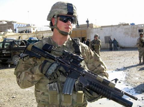 Американского офицера замочили в сортире в Харькове