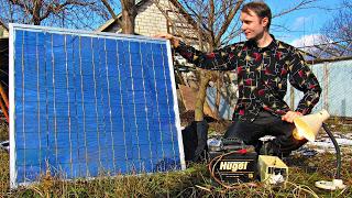 Солнечная электростанция сво…