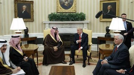 Встречу президента Трампа и …