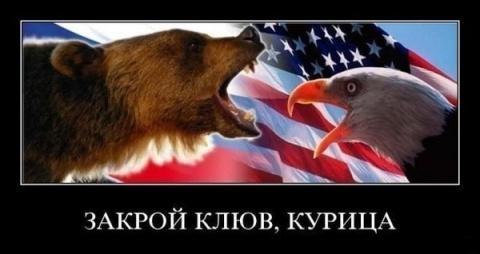 Зеркалом по лбу: Россия отве…