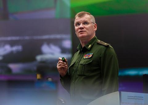Минобороны РФ спрогнозировало срок полного освобождения Дейр-эз-Зора от террористов