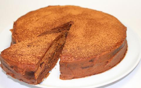 """Шоколадный Торт """"Мулатка"""""""