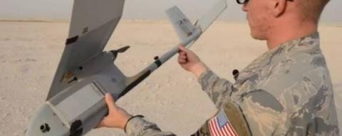 Американцы поставили Украине нелетающие беспилотники