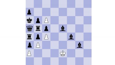 Сможете ли вы решить шахматн…