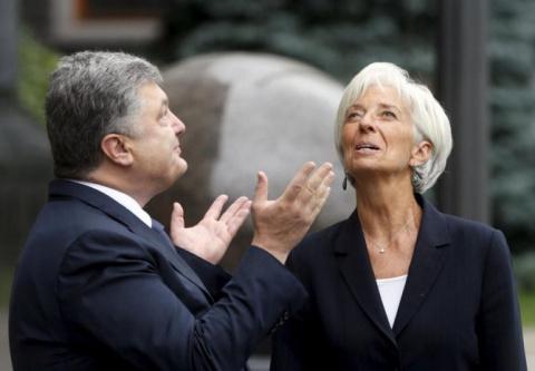 МВФ послал Украине «черную метку»