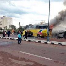 В Египте обстреляли автобус с христианами, 20 погибших