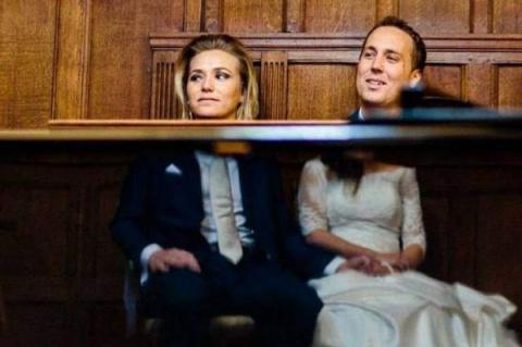 Свадебные фото, которые стои…