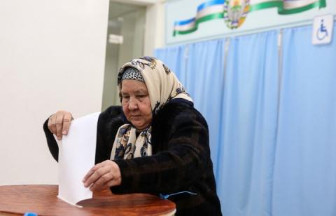 В Узбекистане выбирают новог…