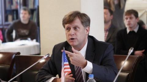 Washington Post: вину за олимпийскую трагедию Макфол возложил на Путина