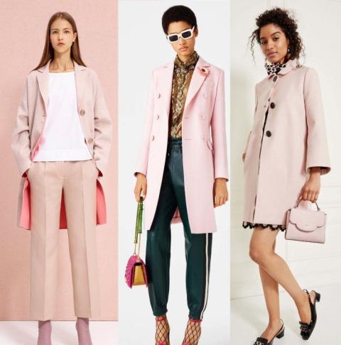 Пальто и жилеты: модные тренды весны 2017 года