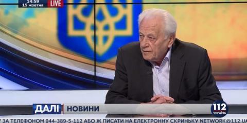 Герой Украины Степан Хмара: …