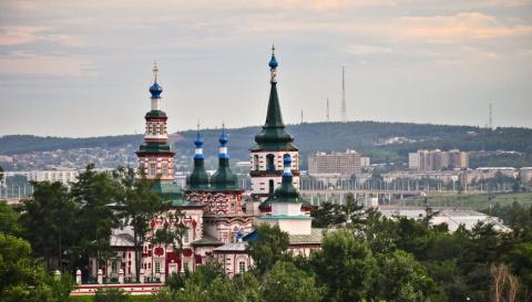 Архитектурные стили, придуманные в России