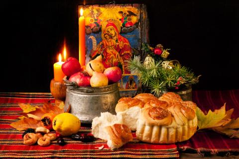 12 традиционных постных блюд на Рождество