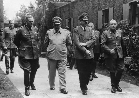 Почему Гитлер сделал символо…