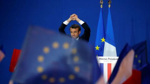 Что пишут в комментах французы после «победы» Макрона