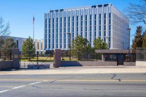 Посольство РФ в США ответило на выпад Никки Хейли о вмешательстве в выборы