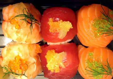 Суши дома: рецепт Камелия