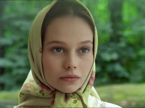 Самые красивые  современные русские актрисы
