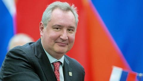 Рогозин предложил латвийском…