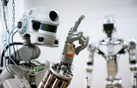 ФПИ о боевых роботах России:…
