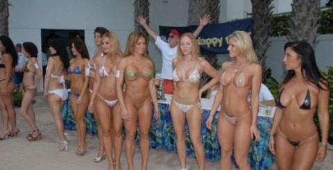Конкурс красоты в Бразилии д…