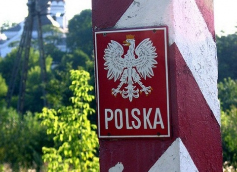 Нарушившему польскую границу…