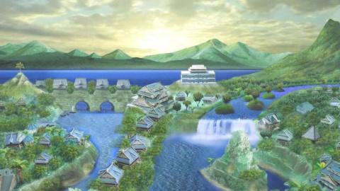 Утопические города будущего:…