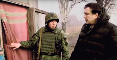 «Драку заказывали?» Саакашвили уже готовят горячий прием на границе. «Страна», Украина