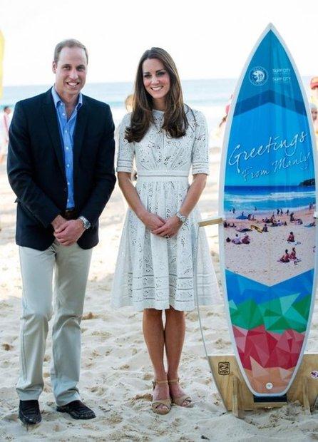 12 королевских образов Кейт Миддлтон