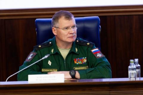 Минобороны РФ закрывает каналы «горячей линии» связи с военными США