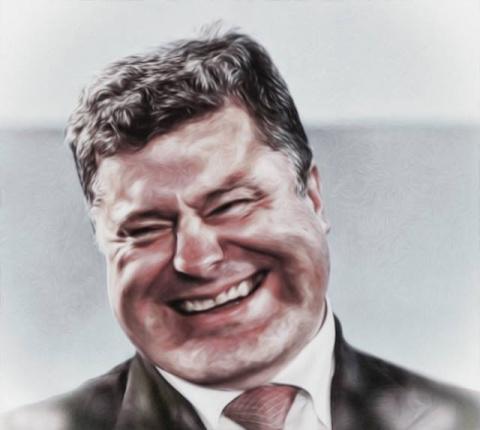 """Харчок в пятачок"" Украине. …"
