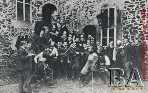 Бойцовские клубы начала ХХ века