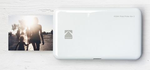 Карманный принтер Kodak Mini 2 обойдётся в $100