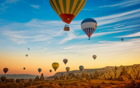 Места, которые делают Турцию раем для туристов!