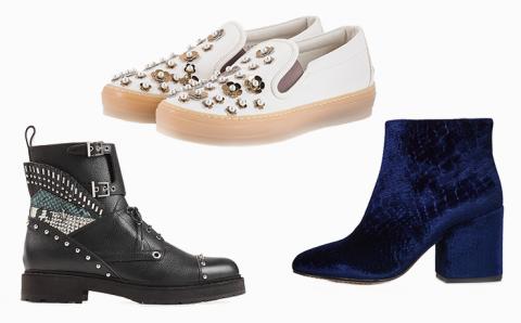 Ключевые обувные тенденции осени 2016