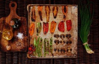 Как правильно запекать овощи…