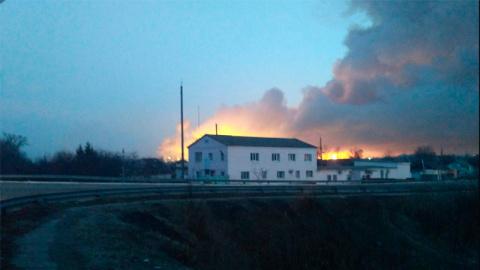 Пожар на складе под Харьковом может стать началом партизанской войны на Украине — эксперт
