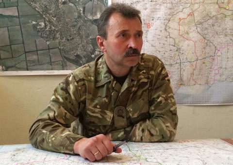 Украинский генерал предложил…
